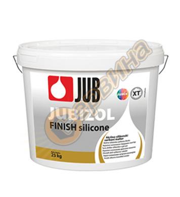 Силиконова декоративна фасадна мазилка - 2.0мм JUB Jubizol S