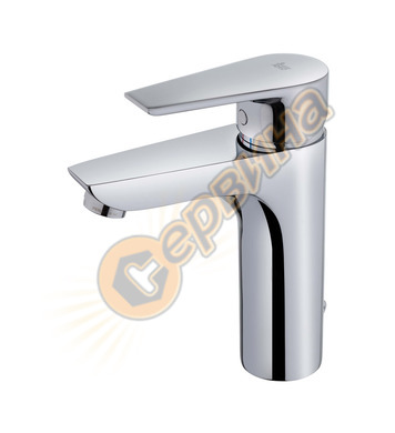 Смесител за баня с керамична глава Teka CALVIA за мивка нисъ