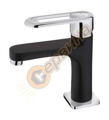 Смесител за баня с керамична глава Teka NEXOS за мивка нисък