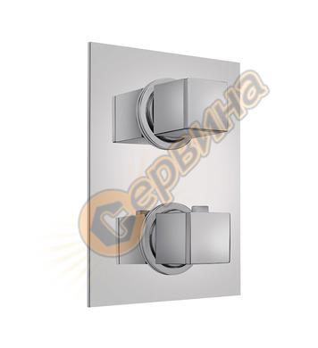 Термостатична розетка  Teka - за стена с 2 извода 780220200