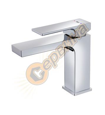 Смесител за баня с керамична глава Teka SOLLER за мивка нисъ