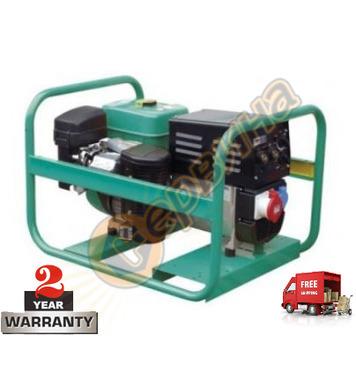 Бензинов трифазен генератор Imer ARC 220 EX AVR - 5.4KW/7.2K