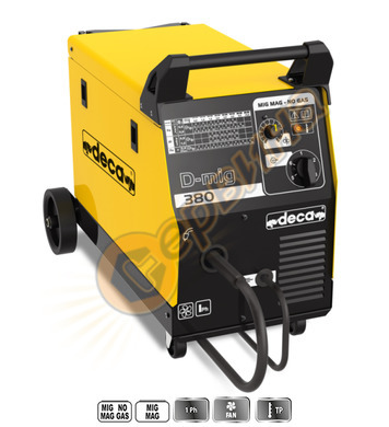 Телоподаващо устройство Deca D-MIG 380 254500 35-160A - 0.6-