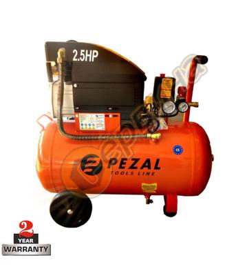 Маслен компресор Pezal PKTS2.5-50A 102056 - 50л / 8бара
