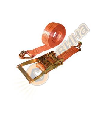 Обтяжен колан с тресчотен механизъм и куки Vintec 8m 78015