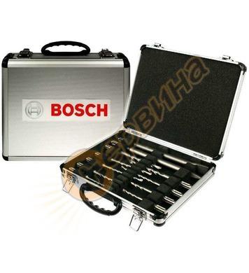 Комплект свредла, шило и секач Bosch 2608578765 - SDS-Plus 1