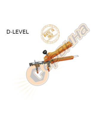 Метални клещи за система за изравняване на плочки D-Level Do