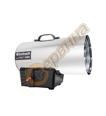 Газов калорифер Einhell HGG 110/1 Niro 2330112 - 30KW