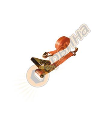 Обтяжен колан с тресчотен механизъм и куки Vintec 5м 78010