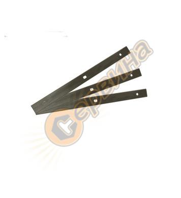 Нож за хобел машина Scheppach  PLANA 3.1C двустранни 3 броя