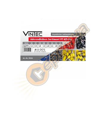 Комплект втулки за кабели Vintec 625 части 74526
