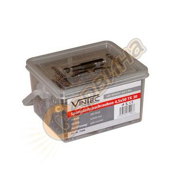 Комплект видии - винтове Vintec 4.5x60мм 215 броя  75008