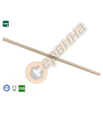 Дървена дръжка за мотика Ausonia AU48043 - 1200 мм