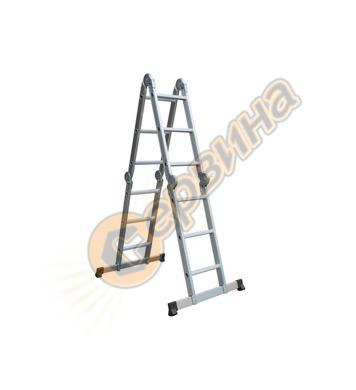 Сгъваема многопозиционна стълба BATAVIA - до 365 см  7062912