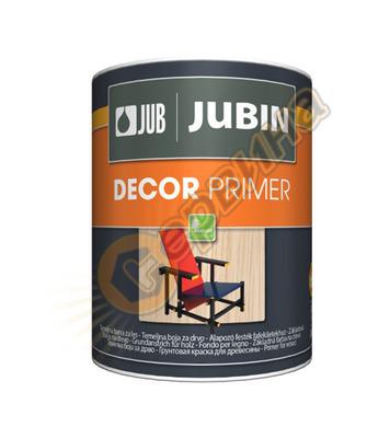 Имрегниращ грунд за дърво - бял JUB Jubin Decor Primer J199