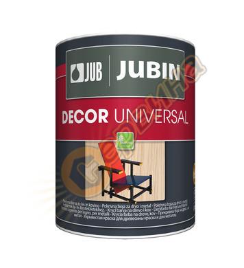 Акрилна боя за дърво - бяла JUB Jubin Decor Universal J201 -