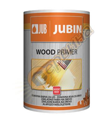 Грунд за дърво - бял JUB Jubin Wood Primer J210 - 0.75л