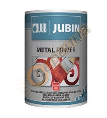 Антикорозионен алкиден грунд за метал - сив JUB Jubin Metal