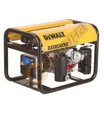 Бензинов генератор DeWalt DXGN3000E PE242SHI010 - 2.2KW /2.5