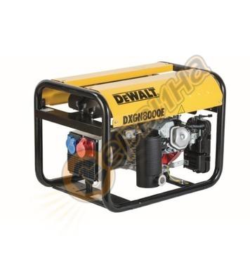 Бензинов генератор DeWalt DXGN8000E PE612SHI010 - 5.5KW /6.0