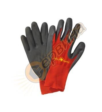 Градински гумирани ръкавици Wolf Garten GH-BO 8 207760015
