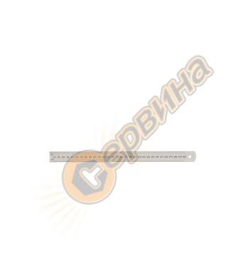 Линийка от неръждаема стомана Workpro 12