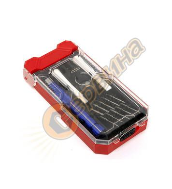 Комплект инструменти за ремонт на мобилни телефони  Workpro