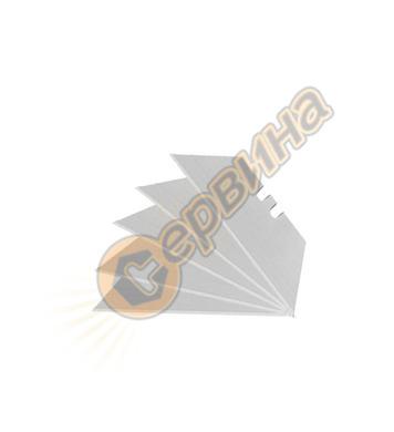 Резервни остиета за макетен нож Workpro 10 бр. W013003