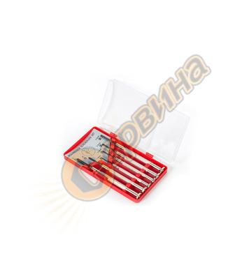 Комплект фини отвертки Workpro 6 броя W021167