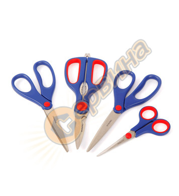 Кoмплект ножици Workpro 4 броя  W000400