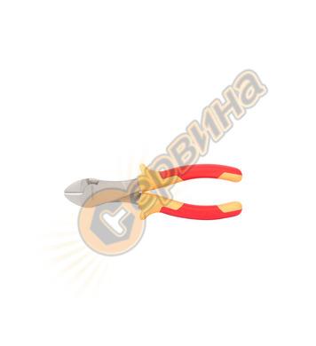 Изолирани клещи странични резачки Workpro 180мм W095002