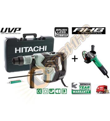Комбиниран перфоратор HiKoki-Hitachi DH40MEY - 1150W