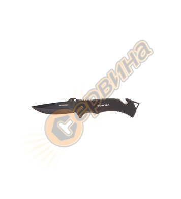 Сгъваем нож  Workpro W014023