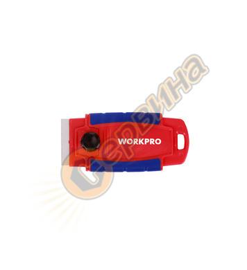 Шпатула за почистване на стъкло  Workpro W018003