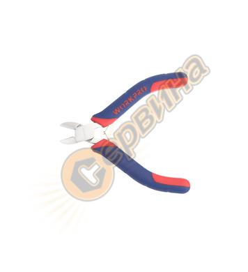 Мини клещи странични резачки Workpro 110мм  W031018