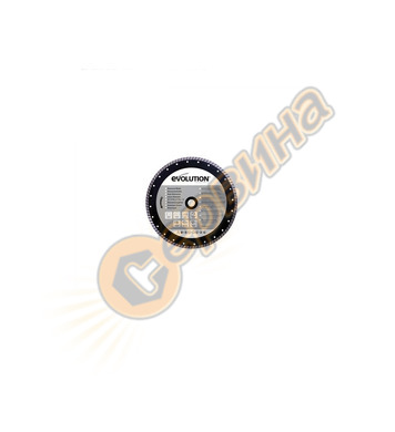 Диамантен диск за сухо рязане Evolution RAGE 355мм 355x25.4x