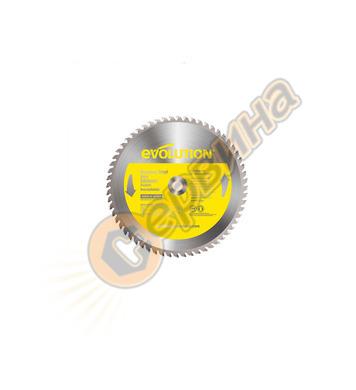 Диск за рязане на неръждаема стомана Evolution 355мм  355x25