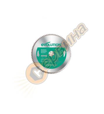 Диск за рязане на алуминий Evolution 355мм 355x25.4мм 80T  8