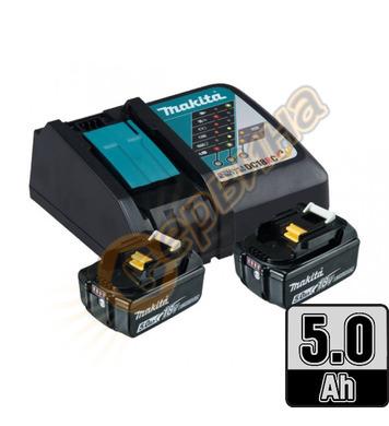 Акумулаторен комплект батерии Makita 197570-9 - 18V/5.0Ah Li