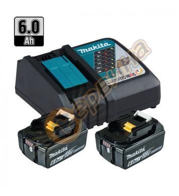 Акумулаторен комплект батерии Makita 199480-6 - 18V/6.0Ah Li