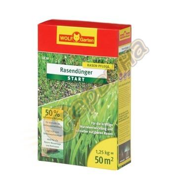 Стартираща тор за трева Wolf Garten LH-50 Premium 203833020