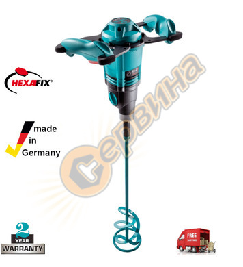 Бъркалка - Миксер Collomix Xo 4 R HF 25118 - 1500 W + бъркал