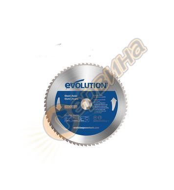 Диск за рязане на стомана Evolution 66TBlade 355мм 355X25.4x