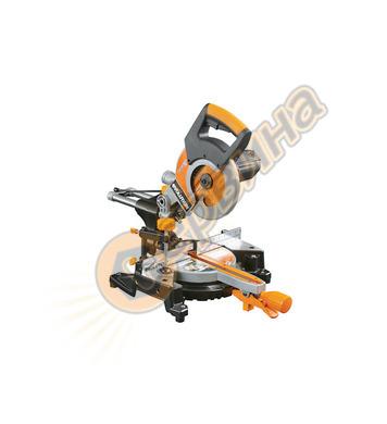 Комбиниран потапящ циркуляр за ъглово рязане EVOLUTION Rage