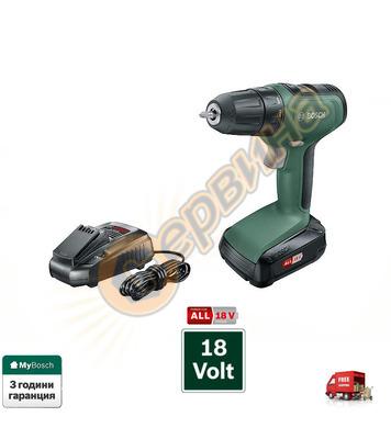 Акумулаторен винтоверт Bosch UniversalDrill 18 06039C8001 -