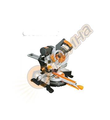 Комбиниран потапящ циркуляр за ъглово рязане Evolution RAGE3