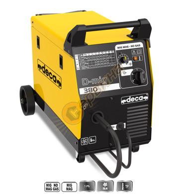 Телоподаващо устройство Deca D-MIG 350 254400 35-145A - 0.8-