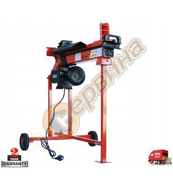 Хоризонтална машина за цепене на дърва Pezal POLD5-2200W 104