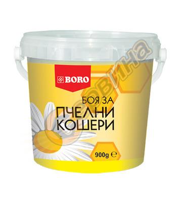 Боя за пчелни кошери - цвят Жълт Boro Боя за пчелни кошери 2