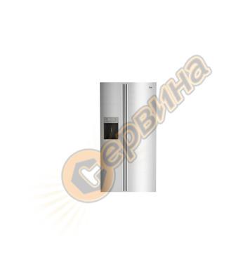 Комбиниран хладилник Teka NFE3 650 X side by side, No Frost,